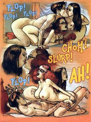 8muses Adult Comics The Piano Tuner- Ignacio Noe image 23