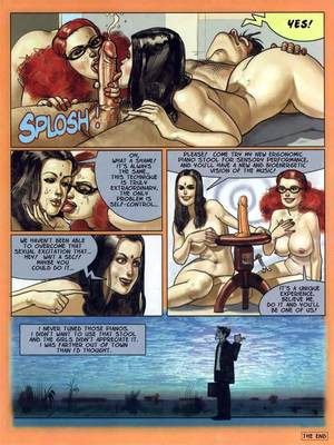 8muses Adult Comics The Piano Tuner- Ignacio Noe image 24