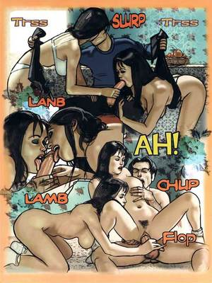 8muses Adult Comics The Piano Tuner- Ignacio Noe image 27