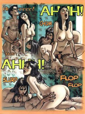 8muses Adult Comics The Piano Tuner- Ignacio Noe image 28