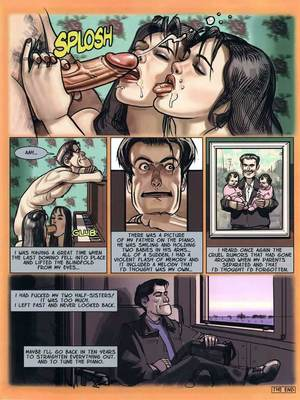 8muses Adult Comics The Piano Tuner- Ignacio Noe image 29