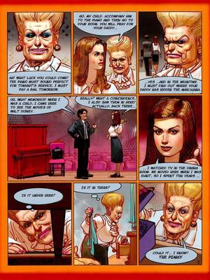 8muses Adult Comics The Piano Tuner- Ignacio Noe image 32