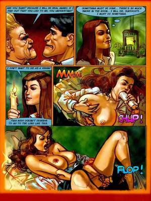 8muses Adult Comics The Piano Tuner- Ignacio Noe image 34