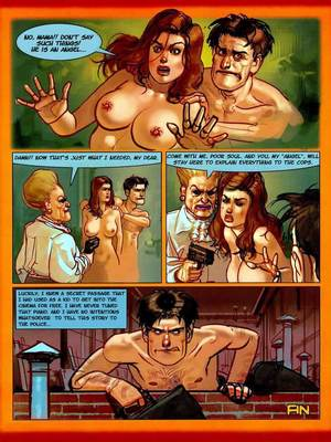 8muses Adult Comics The Piano Tuner- Ignacio Noe image 38