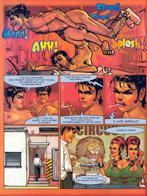 8muses Adult Comics The Piano Tuner- Ignacio Noe image 41