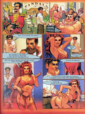 8muses Adult Comics The Piano Tuner- Ignacio Noe image 42