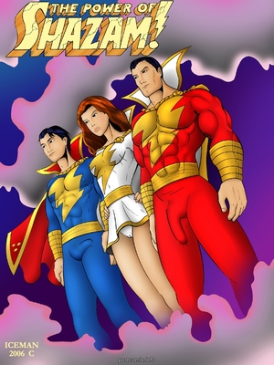 8muses Porncomics The Power Of Shazam image 01