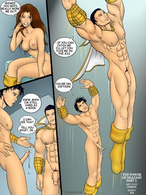 8muses Porncomics The Power Of Shazam image 06