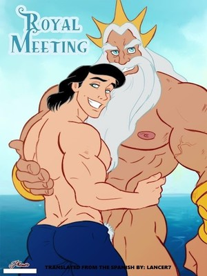 The Royal Meeting (English ) 8muses Porncomics