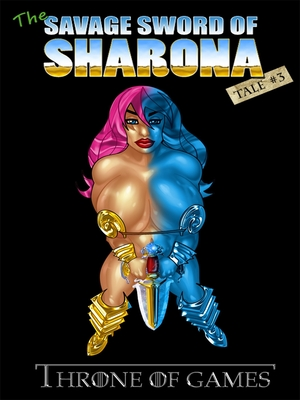 The Savage Sword of Sharona- 3 8muses Porncomics