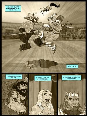 8muses Porncomics The Savage Sword of Sharona- 3 image 11