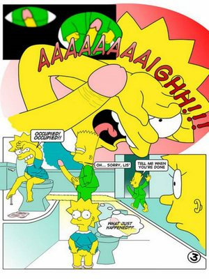 8muses Adult Comics The Simpsons – Lisa lust! image 03