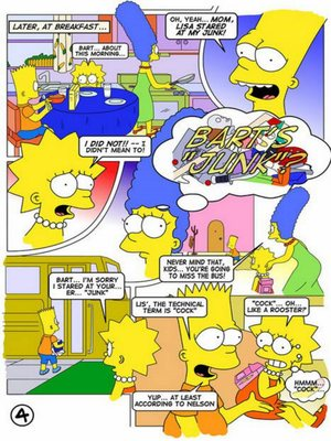 8muses Adult Comics The Simpsons – Lisa lust! image 04