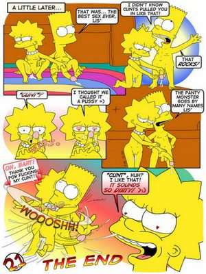 8muses Adult Comics The Simpsons – Lisa lust! image 21