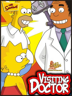 The Simpsons – Visiting Doctor 8muses Adult Comics