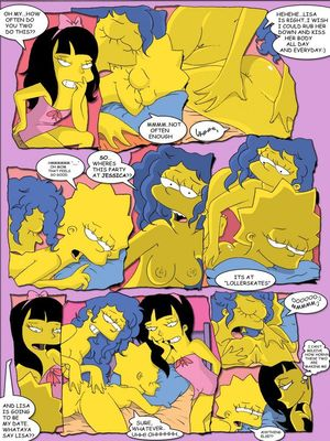 8muses Adult Comics The Simpsons- XXX Maxillion image 05
