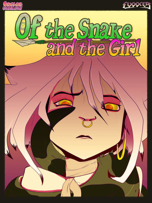 The Snake and The Girl 1- TeaseComix 8muses Adult Comics
