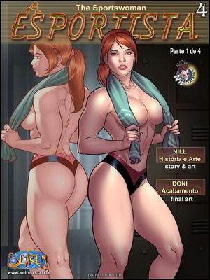 The Sportswoman 4 – Part 1 (English) 8muses Adult Comics