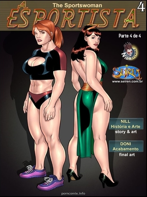 The Sportswoman 4 – Part 4 (English) 8muses Adult Comics