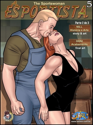 The Sportswoman 5 – Part 2 (English) 8muses Adult Comics