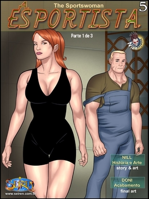 The Sportswoman 5- Part 1 (English) 8muses Adult Comics