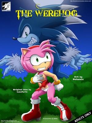 The Werehog- PalComix 8muses Adult Comics, Furry Comics