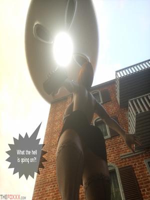 8muses 3D Porn Comics Thefoxxx- Alien abduction of Batbabe image 06