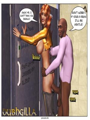 8muses 3D Porn Comics Tim and redhead- Dubhgilla image 06