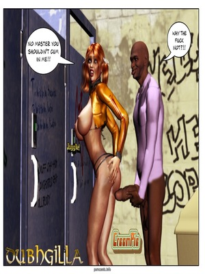8muses 3D Porn Comics Tim and redhead- Dubhgilla image 13