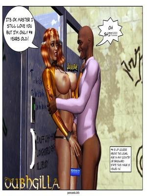 8muses 3D Porn Comics Tim and redhead- Dubhgilla image 14