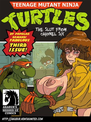 TMNT- The Slut From Channel Six 8muses Porncomics