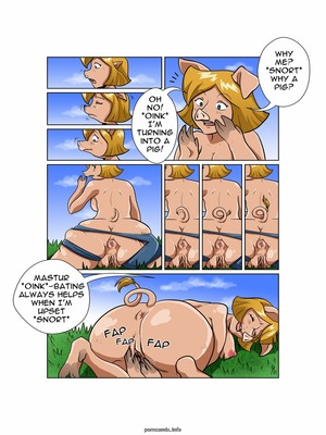 8muses Adult Comics Totally Spies- Totally Barn Animals image 04