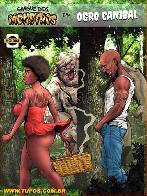 Tufos – Gangue dos Monstros 4 8muses Adult Comics