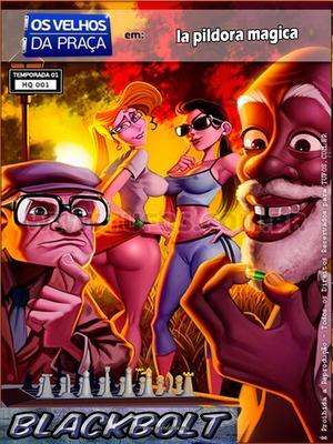 Tufos – Los viejos del parque (Spanish) 8muses Adult Comics