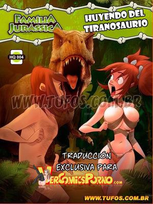 Tufos- Familia Jurassica 4 (Spanish) 8muses Incest Comics