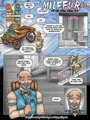 Ujinko,Milffur- Wild Wild West 2 8muses Adult Comics
