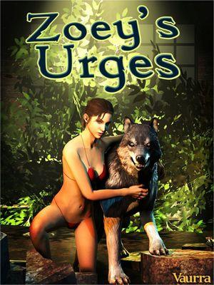 Vaurra- Zoeys Urges 8muses Furry Comics