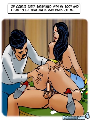 8muses Adult Comics Velamma 66- Heart to Hard On image 144