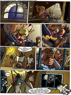 8muses Furry Comics Vixine- Reckless Fur image 02