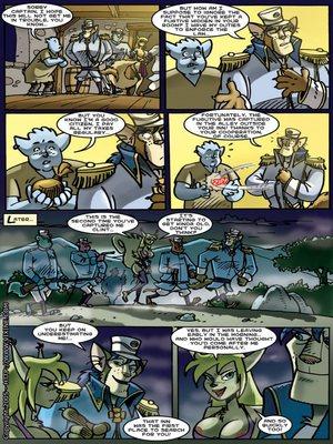 8muses Furry Comics Vixine- Reckless Fur image 11