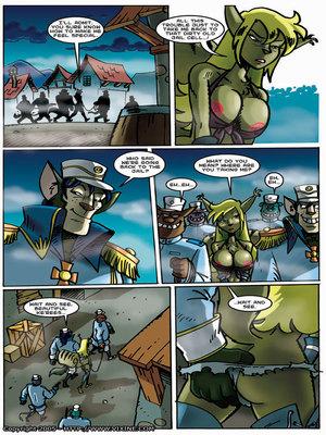 8muses Furry Comics Vixine- Reckless Fur image 12