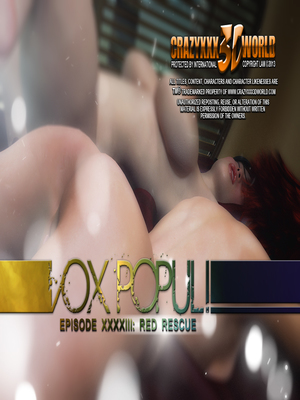 Vox Populi – Episode 43- Red Rescue 8muses 3D Porn Comics