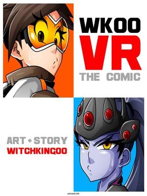 VR The Comic Overwatch- Witchking00 8muses Hentai-Manga