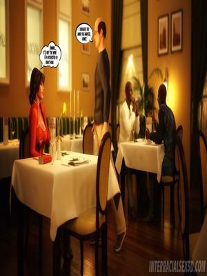 8muses Interracial Comics Wedding Anniversary- InterracialSex3D image 03