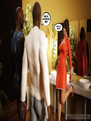 8muses Interracial Comics Wedding Anniversary- InterracialSex3D image 10
