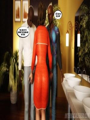 8muses Interracial Comics Wedding Anniversary- InterracialSex3D image 14