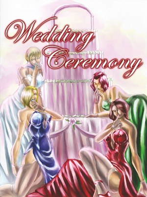 Wedding Ceremony- Mind Control 8muses Adult Comics
