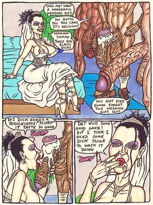 Wedding Cum Slut 8muses Interracial Comics