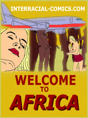 Welcome to Africa- Interracial 8muses Interracial Comics