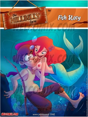 Welcomix- Hillbilly Farm 17- Fish Story 8muses Incest Comics